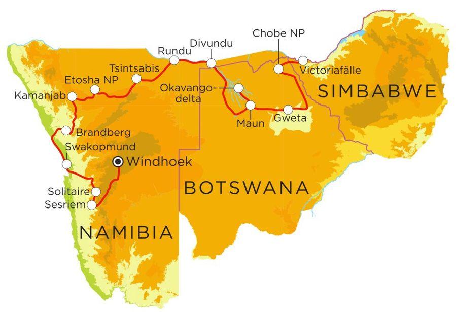 Dating-Seiten in Botswana