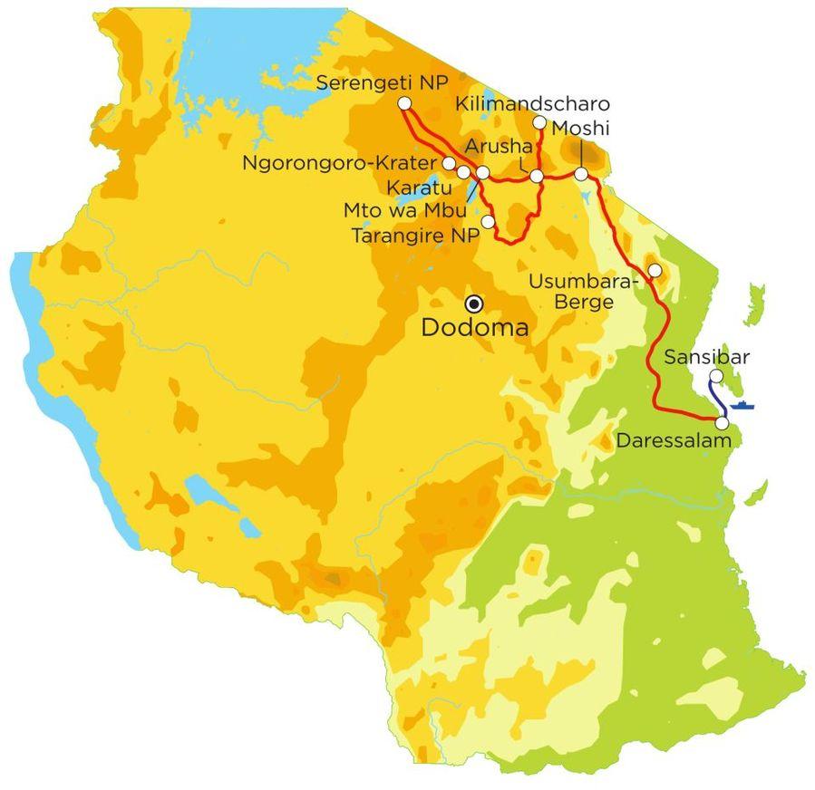 Tansania ([tanzaˈniːa], auch [ tanˈzaːni̯a], amtlich Vereinigte Republik Tansania, Swahili Auf protestantischer Seite spiegelt sich die deutsche Kolonialvergangenheit und damit zusammenhängende Missionsgeschichte in der starken.