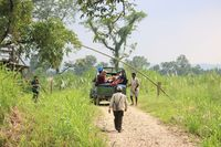 Jeepsafari, 20000 Seen, Chitwan Nationalpark, Nepal