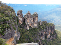 Three Sister im Blue Mountains NP