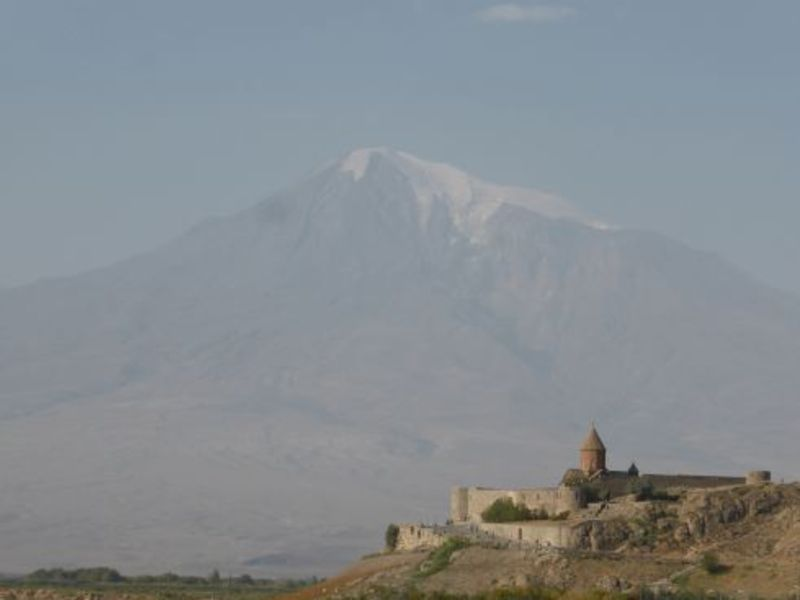 Durch den wilden Kaukasus in Armenien und Georgien