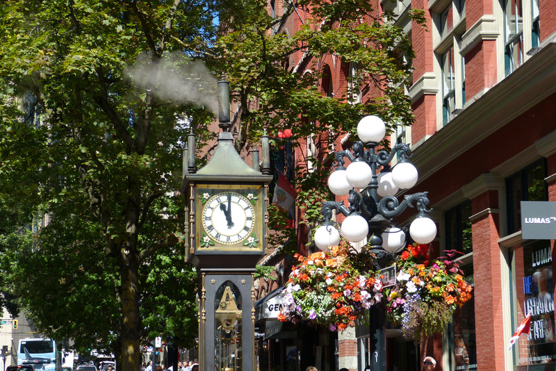 Vancouver: Gastown