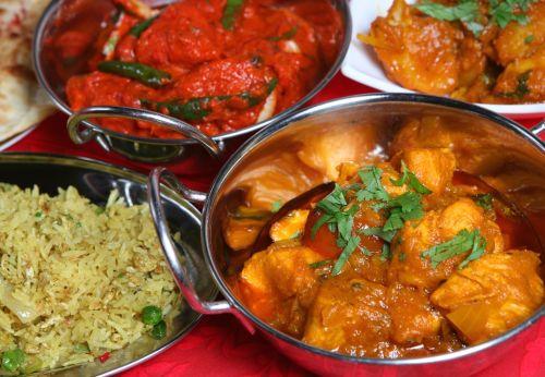 Indische Küche